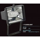 36W Spiral low energy floodlight IP54 - FLE36W